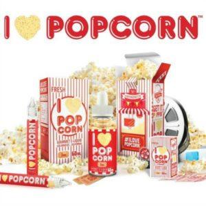 I Love Popcorn