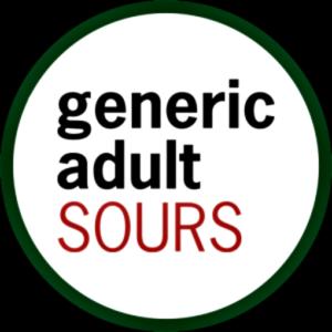 Generic Adult Sour