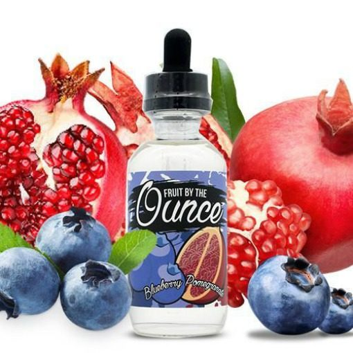 fruit by the ounce blueberry pomegranate