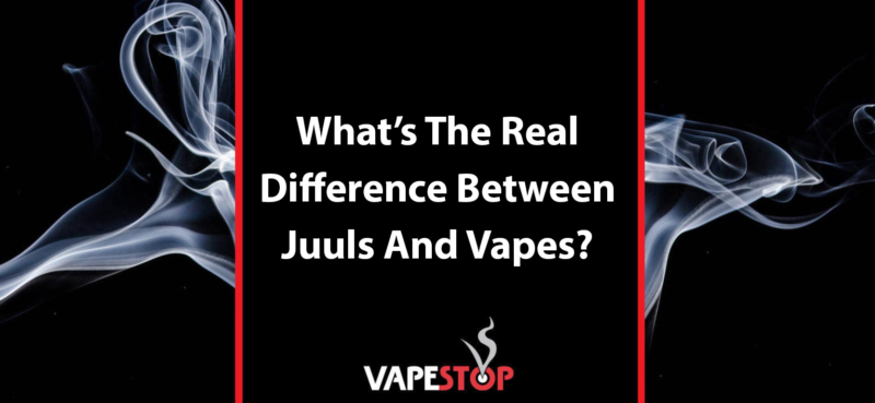 juuls and vapes